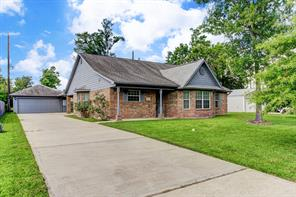 Houston Home at 226 Spruce Lake Road Houston , TX , 77336-2593 For Sale