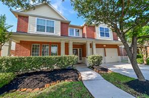 Houston Home at 18507 W Laura Shore Drive Cypress , TX , 77433-2491 For Sale