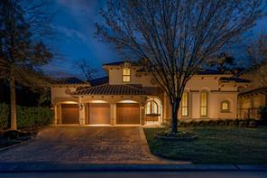 Houston Home at 79 Golden Scroll Circle The Woodlands , TX , 77382-5396 For Sale