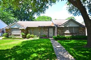 Houston Home at 6034 Lymbar Drive Houston , TX , 77096-4713 For Sale