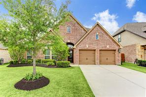 Houston Home at 10127 Blanchard Park Lane Cypress , TX , 77433-3980 For Sale