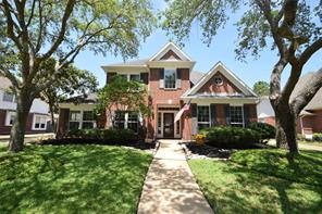 Houston Home at 19810 Emerald Springs Drive Houston , TX , 77094-2960 For Sale
