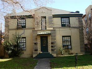 Houston Home at 4811 Chenevert Street 3 Houston , TX , 77004-5665 For Sale