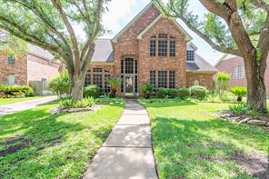Houston Home at 1907 Stone Meadows Lane Houston , TX , 77094-3435 For Sale