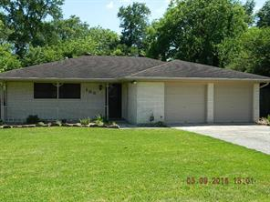105 Wildrose, Baytown TX 77520