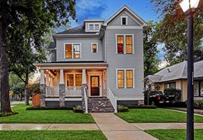 Houston Home at 1501 Waverly Street Houston , TX , 77008-4148 For Sale