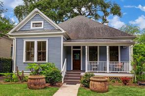 Houston Home at 1405 Allston Street Houston , TX , 77008-4207 For Sale