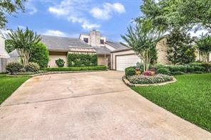 Houston Home at 12307 Burgoyne Drive Houston , TX , 77077-5923 For Sale