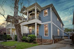 Houston Home at 1526 Herkimer Street Houston , TX , 77008-3844 For Sale