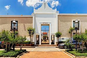Houston Home at 2744 Briarhurst Drive 40 Houston , TX , 77057-5339 For Sale