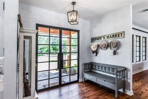 As you enter through these custom glass front doors, prepare to be amazed! This open floor plan draws you in to this gorgeous home where every room has a view.