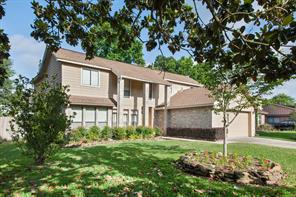 Houston Home at 19719 Burle Oaks Court Humble , TX , 77346-1207 For Sale