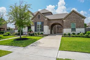 Houston Home at 21019 Aqua Bay Court Cypress , TX , 77433-7636 For Sale