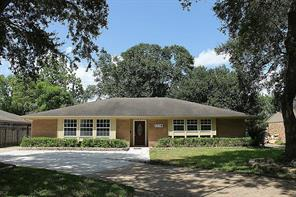Houston Home at 5738 Willowbend Boulevard Houston , TX , 77096-5927 For Sale