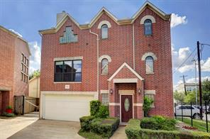 Houston Home at 5511 Cornish Street Houston , TX , 77007-4303 For Sale