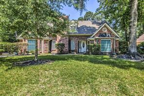 Houston Home at 3519 Deerbrook Drive Houston , TX , 77339-2632 For Sale