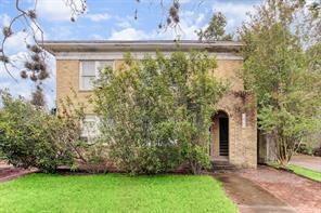 Houston Home at 1811 Colquitt Street Houston , TX , 77098-3512 For Sale