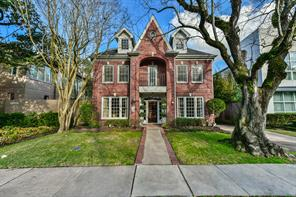 Houston Home at 6007 Lake Street West University Place , TX , 77005-3131 For Sale