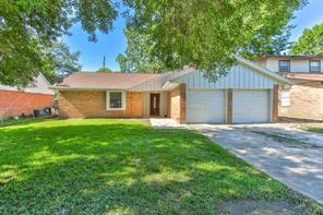 Houston Home at 17202 Folsom Drive Houston , TX , 77049-1118 For Sale