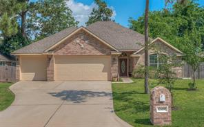 Houston Home at 12430 Brightwood Drive Montgomery , TX , 77356-7921 For Sale