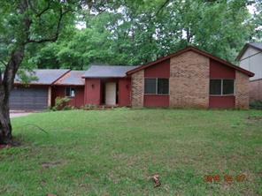 Houston Home at 1107 Timberglen Drive Livingston , TX , 77351-2523 For Sale