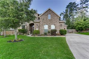 Houston Home at 4 Crag Court Conroe , TX , 77301-3905 For Sale