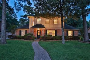 Houston Home at 9319 Taidswood Drive Spring , TX , 77379-6571 For Sale