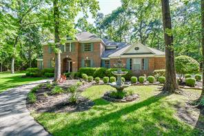 Houston Home at 14811 Wildwood Circle Magnolia , TX , 77354 For Sale