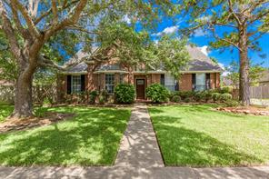 Houston Home at 2401 San Augustine Lane Friendswood , TX , 77546 For Sale