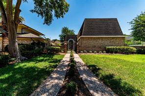 Houston Home at 823 W Ivy Wall Drive Houston , TX , 77079-5033 For Sale