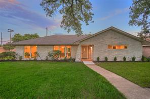 Houston Home at 4003 Mischire Drive Houston , TX , 77025-4023 For Sale