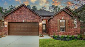 Houston Home at 3957 Eagle Nest Lake Lane Magnolia , TX , 77354 For Sale