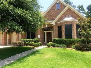 Houston Home at 1538 Cafe Dumonde Conroe , TX , 77304-4931 For Sale