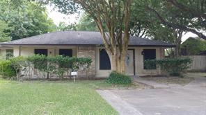 11926 Rhinebeck, Houston TX 77089