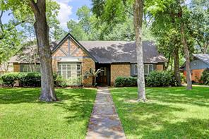 Houston Home at 8730 Cedarspur Drive Spring Valley Village , TX , 77055-6624 For Sale