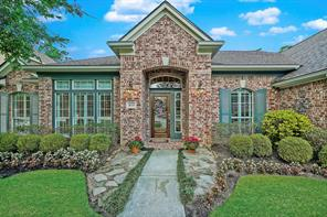 Houston Home at 1633 Cafe Dumonde Conroe , TX , 77304-4935 For Sale