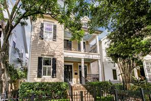 Houston Home at 905 Waverly Street Houston , TX , 77008-6757 For Sale