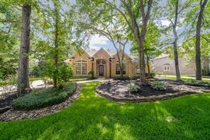 Houston Home at 154 W Coldbrook Circle Spring , TX , 77381-6159 For Sale