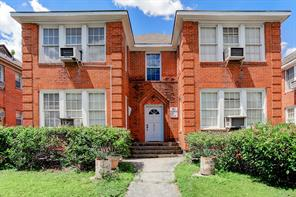 Houston Home at 1810 18 W Alabama Street Houston , TX , 77098-2677 For Sale