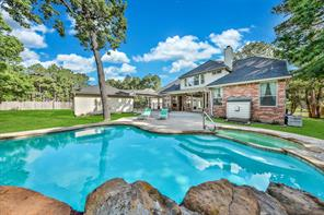 Houston Home at 12511 Mustang Court Magnolia , TX , 77354-4926 For Sale
