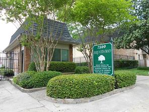 Houston Home at 2400 Braeswood Boulevard 121 Houston , TX , 77030-4345 For Sale