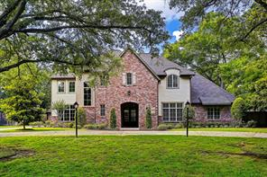 Houston Home at 10614 Gawain Lane Hunters Creek Village , TX , 77024-5514 For Sale