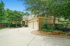 Houston Home at 186 Claridge Oak Court The Woodlands , TX , 77384-4718 For Sale
