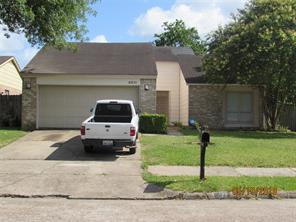 6371 Teal Run, Houston TX 77035