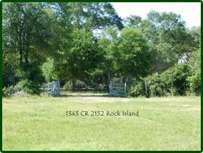01443 County Road 2152, Rock Island TX 77470