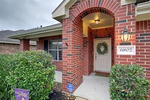 Houston Home at 6802 Rockwall Trail Drive Humble , TX , 77346-3522 For Sale