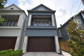 Houston Home at 824B Alexander Street Houston , TX , 77007-1423 For Sale