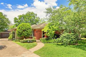 Houston Home at 3734 Drummond Street Houston , TX , 77025-2418 For Sale