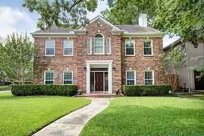 Houston Home at 4101 Marlowe Street West University Place , TX , 77005-1953 For Sale