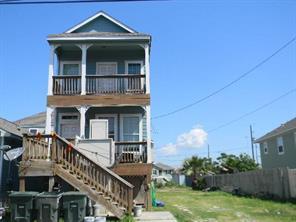 Houston Home at 4218 Winnie Galveston , TX , 77550 For Sale